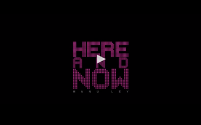 Here and Now music video is online Everywhere!